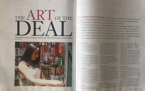 Art of the Deal spread